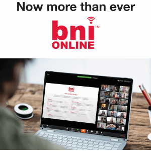 BNI Online - Now More Than Ever